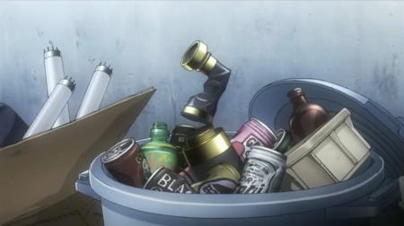 Reshufle SnS OVA 08